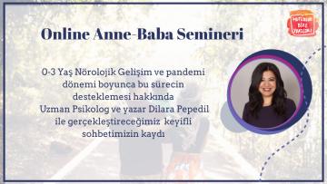 Online Anne-Baba Semineri DFTV Kapak